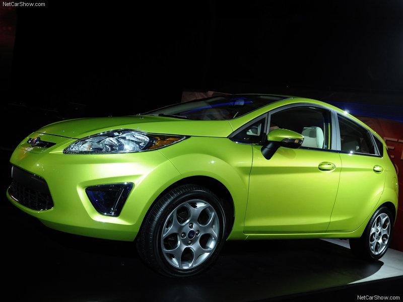 Quelle merveille, la Ford Fiesta 2011 !