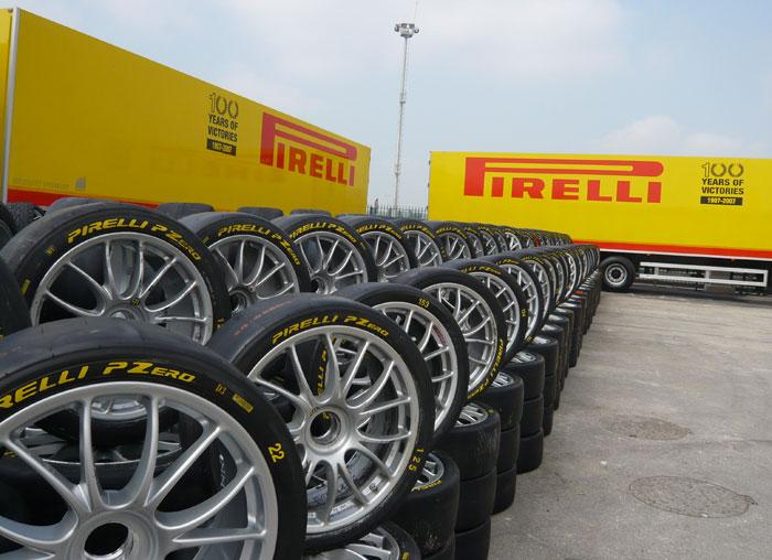 Pneu Pirelli : Sans la maîtrise, la puissance n'est rien
