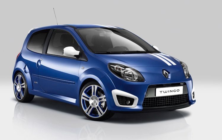 Le plaisir de rouler en Renault Twingo