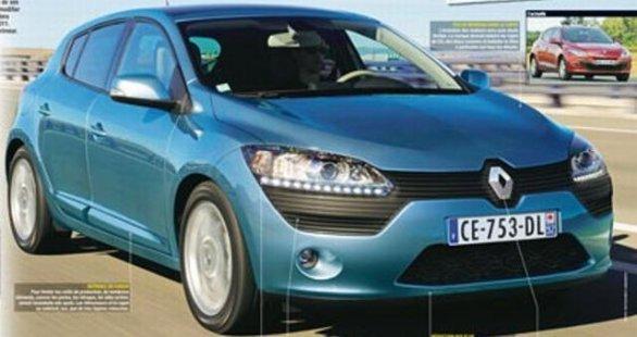 Restylage pour la Renault Mégane