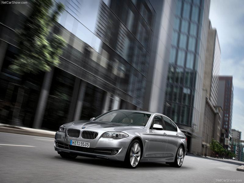 F10 : La 6 ème génération de BMW série 5