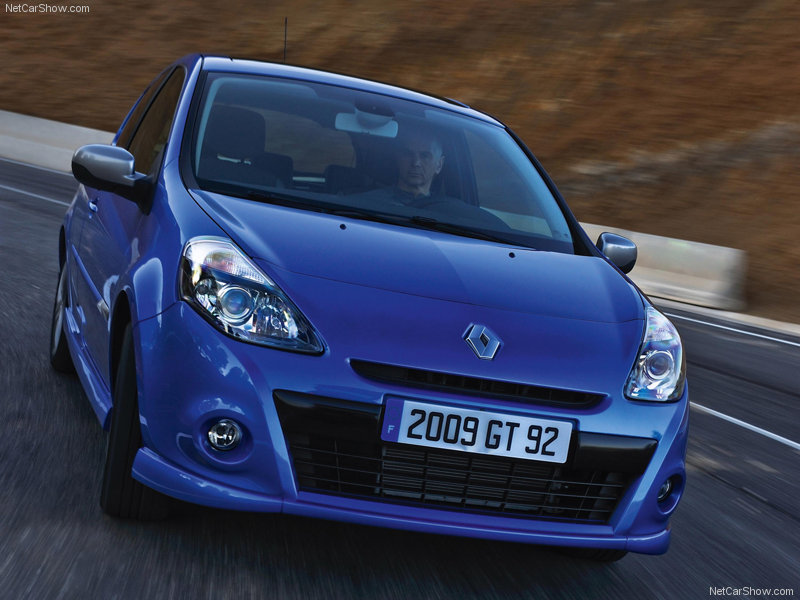 Renault Clio 3, toujours dans les meilleures ventes automobiles pour le mois de septembre 2011