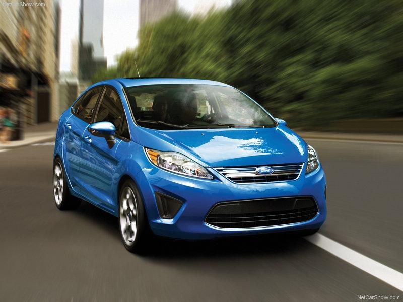 Ford Fiesta : un nouveau modèle pour 2012