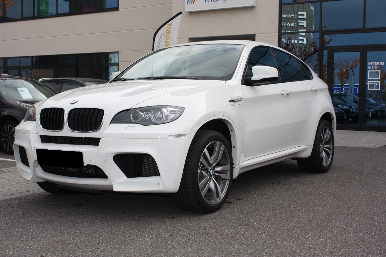 Essai BMW X6 M : ça pousse fort !
