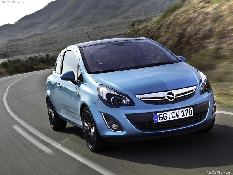 Opel Corsa : eine gute idee