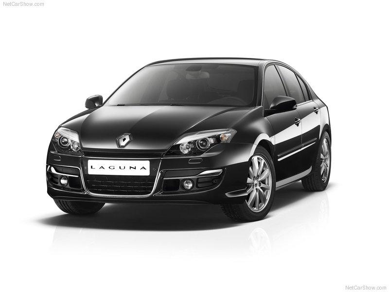 La Renault Laguna 2011 devient plus propre