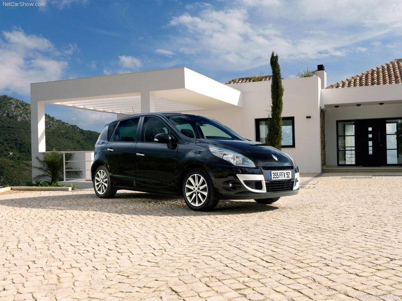 Renault Scénic 2011 : la familiale