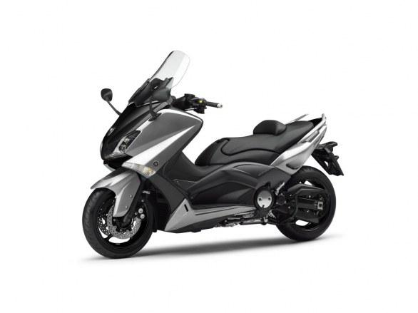 Le tout dernier Tmax de Yamaha pour 2012