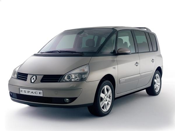 Renault Espace, toujours d'actualité pour 2012