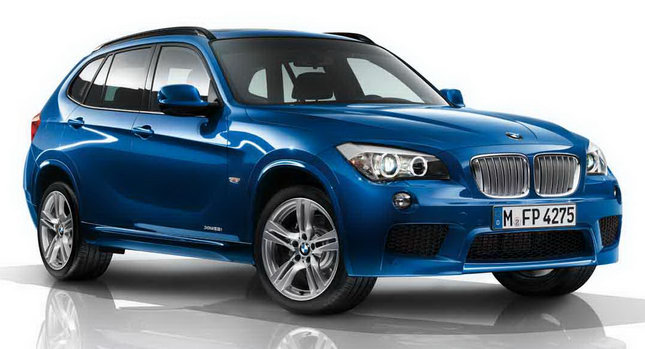 BMW X1 : mini SUV