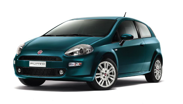 nouvelle fiat punto disponible photos vid o news auto. Black Bedroom Furniture Sets. Home Design Ideas