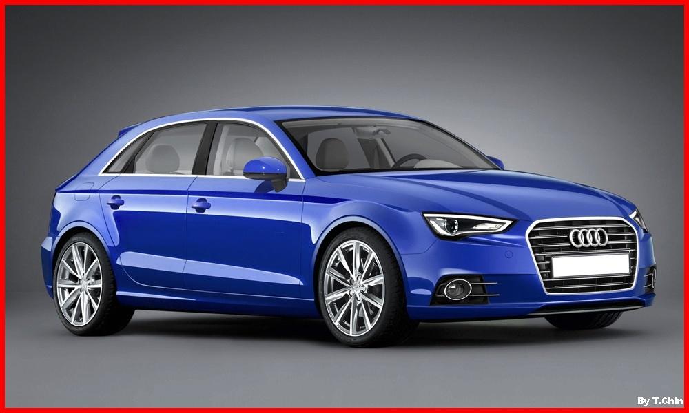 Audi dévoilera la nouvelle mouture de l'A3 au Salon de Genève