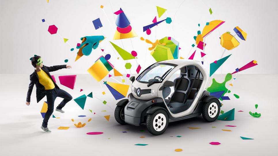 Renault Twizy 100% écolo !