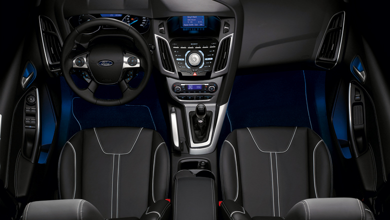 La focus une voiture de luxe news auto for Ford focus 2006 interieur
