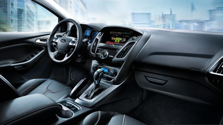La focus une voiture de luxe news auto for Interieur voiture de luxe