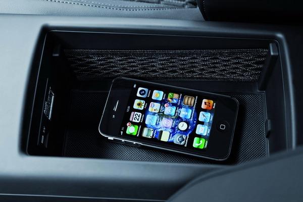 Audi A3 Sportback 2012 vue accoudoir central 1