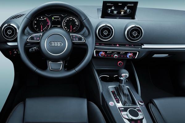 Audi A3 Sportback 2012 vue intérieur 1
