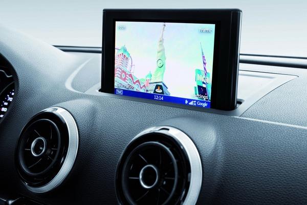 Audi A3 Sportback 2012 nouveau GPS