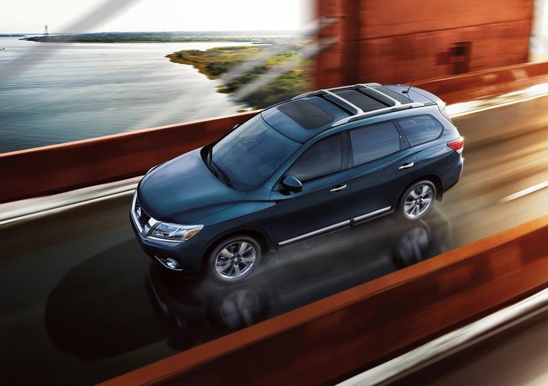 Nissan Pathfinder sous un nouveau jour