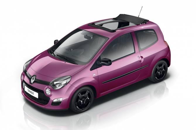 Renault Twingo Summertime, pour que les beaux jours arrivent enfin