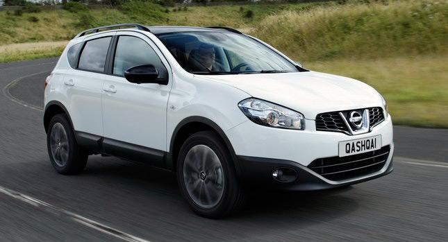 Le nouveau Nissan Qashqai 360 prévu pour le mois de février