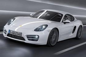 Le nouveau Porsche Cayman