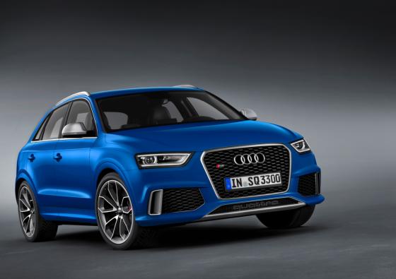 Audi RS Q3 bleu 01