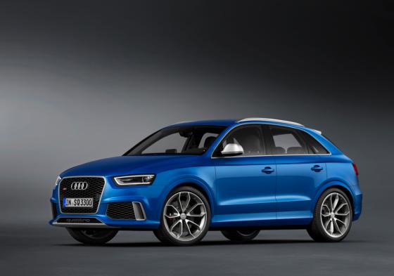 Audi RS Q3 bleu 02