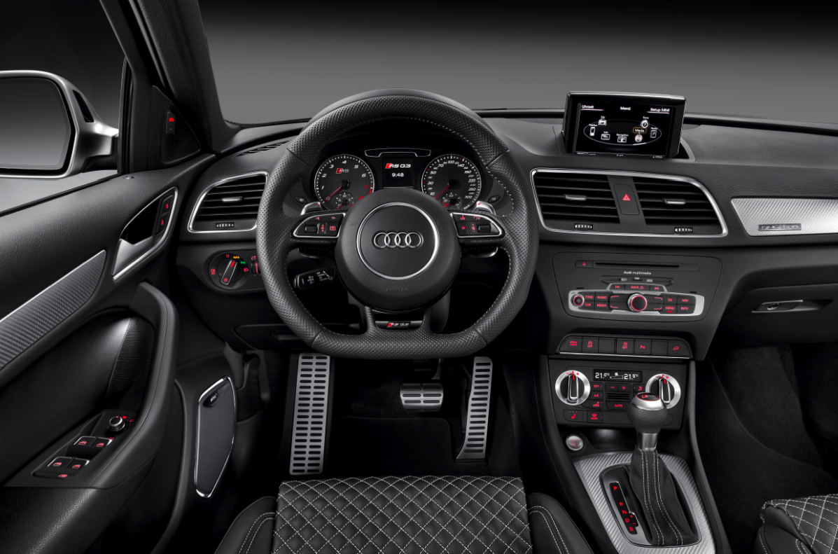audi rs q3 interieur 01 news auto. Black Bedroom Furniture Sets. Home Design Ideas
