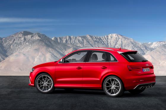 Audi RS Q3 rouge 02