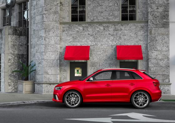 Audi RS Q3 rouge 04