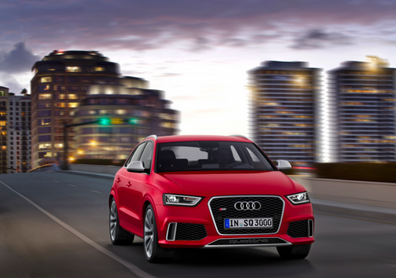 Audi RS Q3 rouge 09