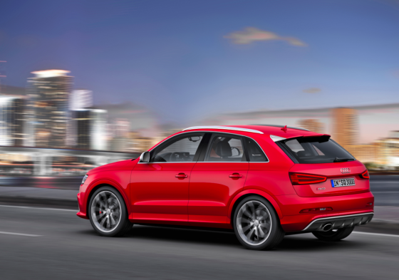 Audi RS Q3 rouge 10