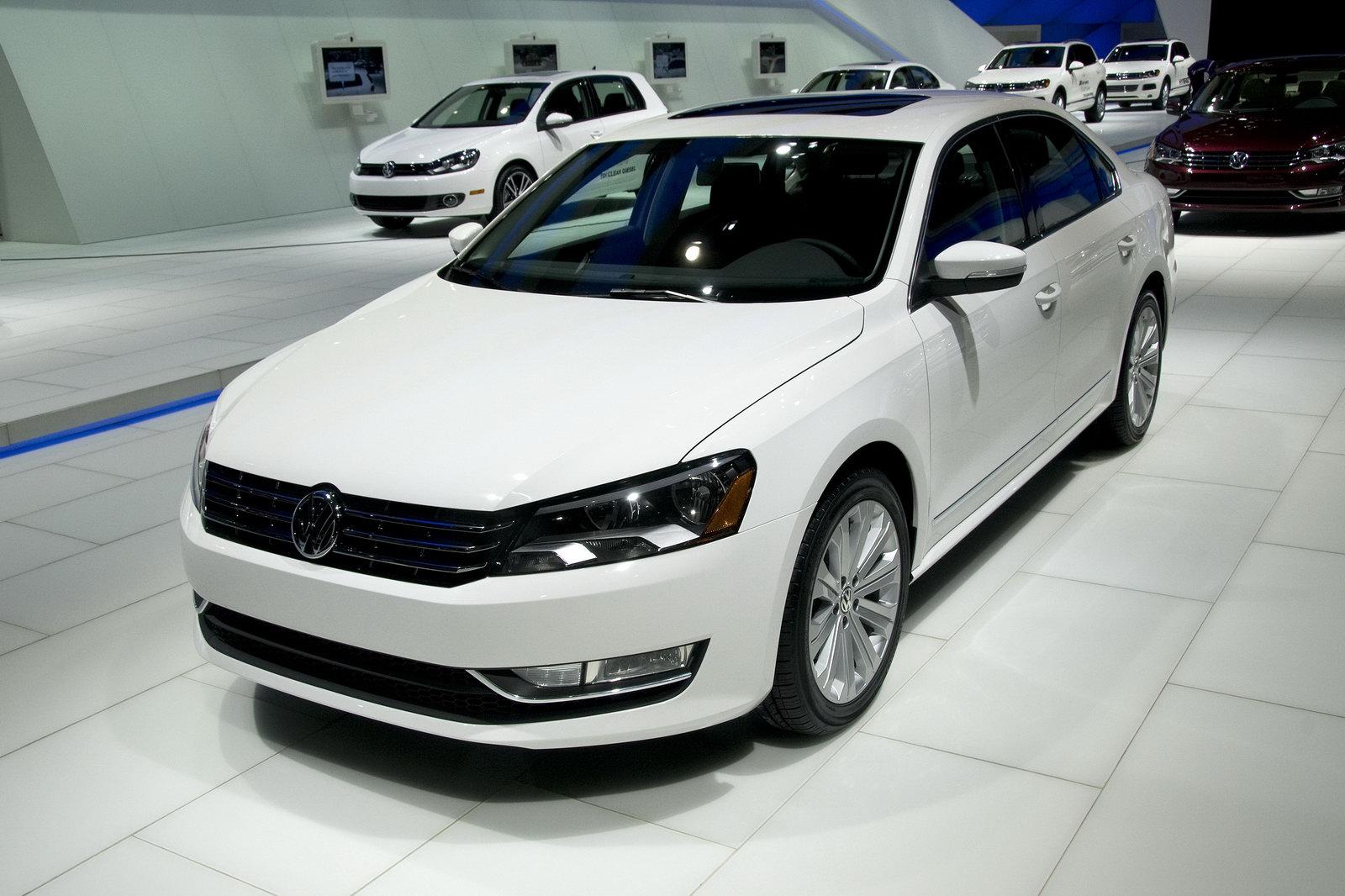 La Volkswagen Passat se suffit à elle-même !