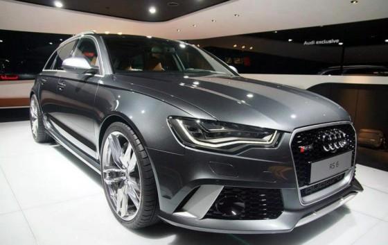 Audi RS6 Avant Geneve 2013