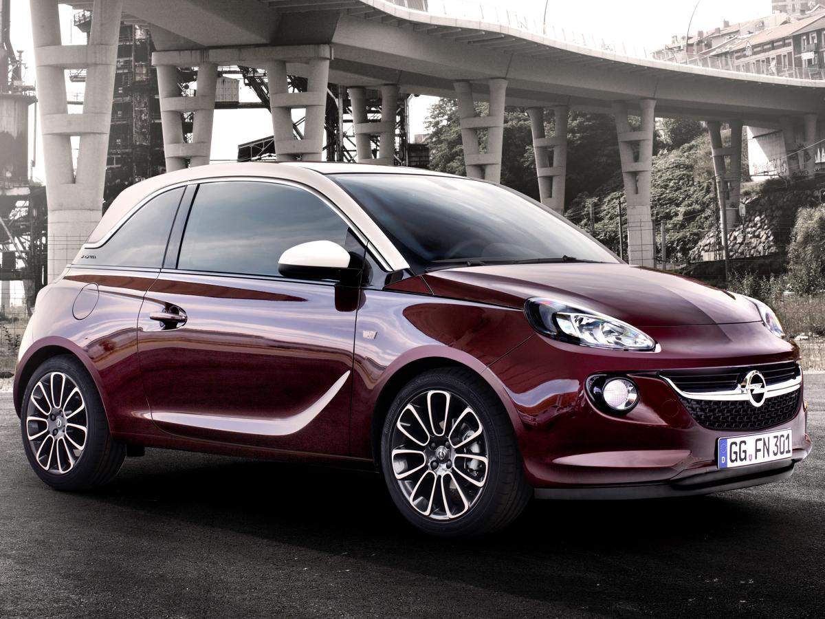 Adam: la nouveauté Opel sur le salon automobile de Genève