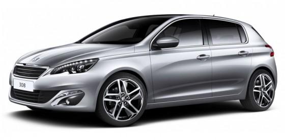 Peugeot ouvre les commandes de la 308