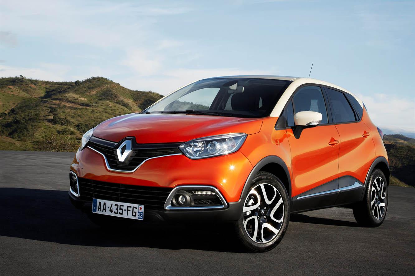 Renault impose son style avec son nouveau crossover: le Captur