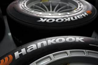 Hankook à l'assault de l'Europe et de la Formule 1