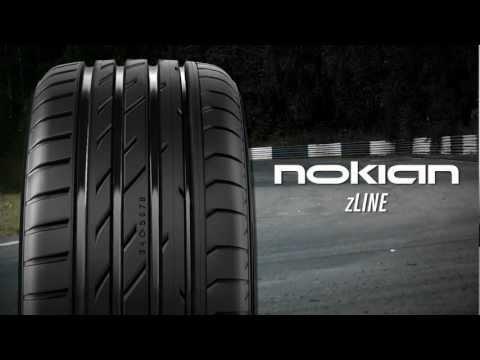 zLine: le nouveau pneu sportif de Nokian va faire des envieux!