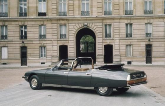 La Citroën SM de Georges Pompidou