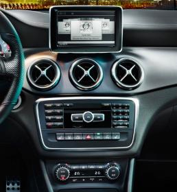 Climatisation Mercedes CLA