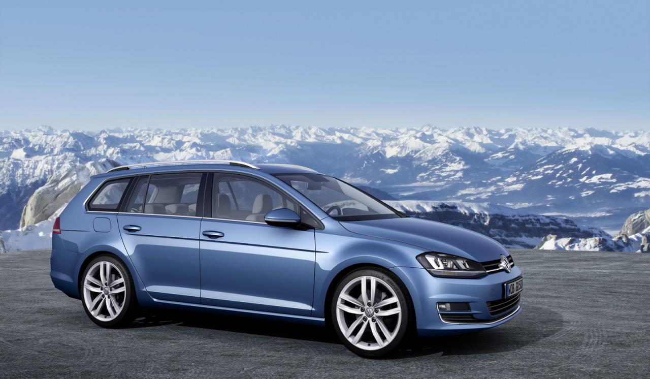 Volkswagen annonce l'arrivée de la Golf SW pour septembre