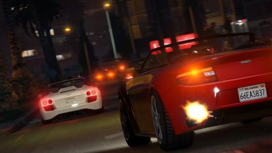 Aston Martin contre une Audi R8 ?