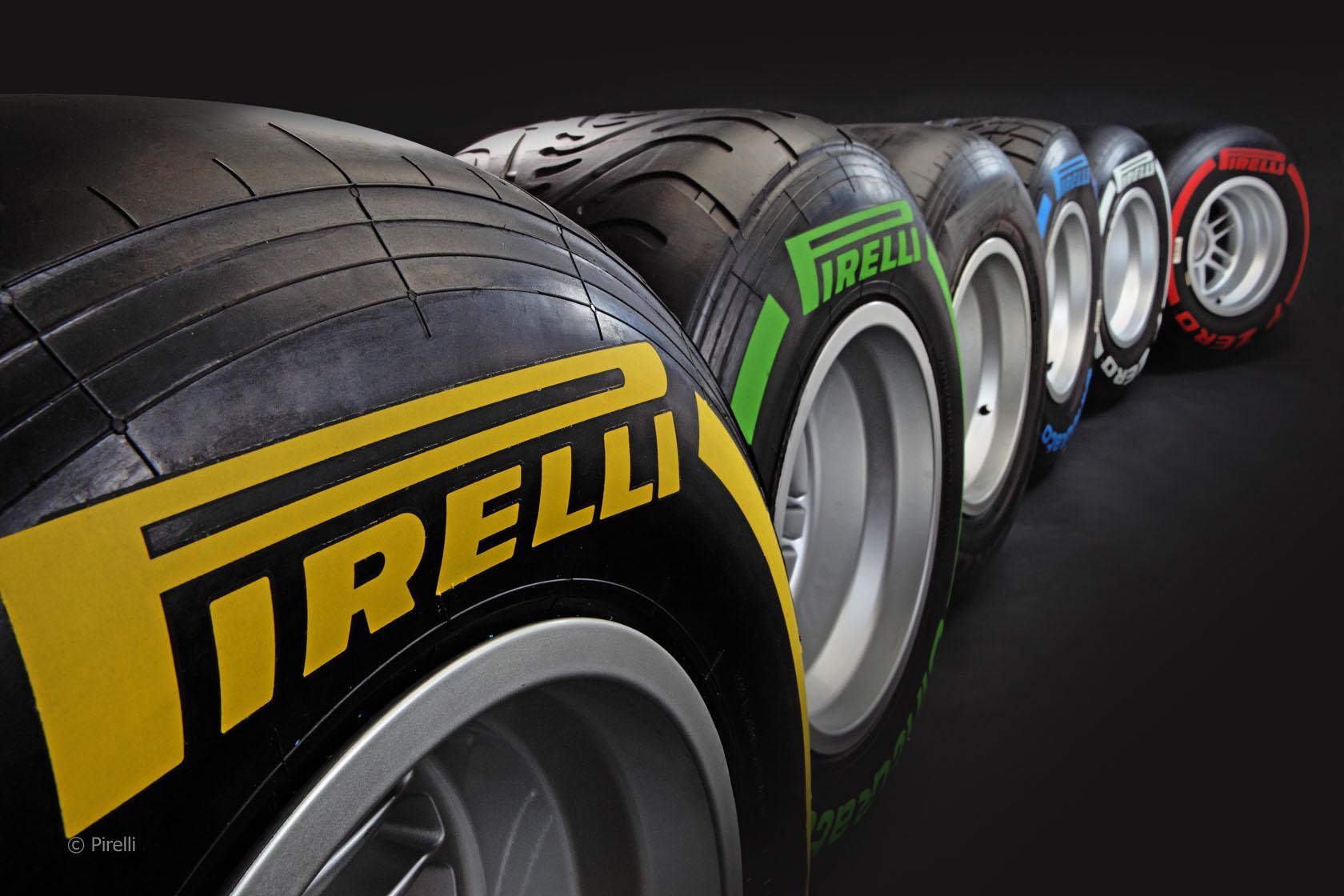 SPA : un nouveau défi s'annonce pour Pirelli