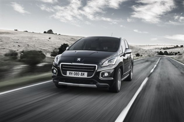 Peugeot 3008 restylage