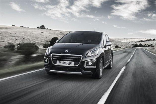 Peugeot restyle ses crossovers 3008 et monospaces 5008