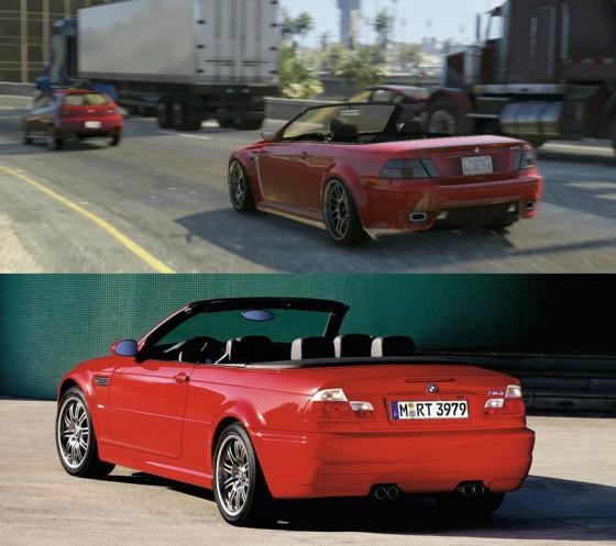BMW M3 GTA 5
