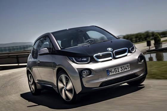 Citadine BMW i3