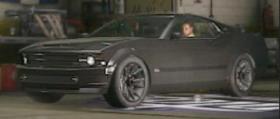 Ford Mustang GTA 5